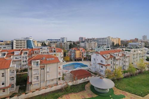 Apartments In Semiramida Gardens