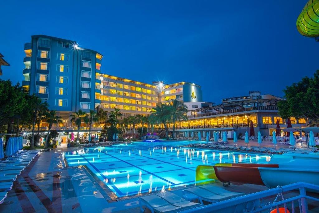 MERIDIA BEACH HOTEL (ex:CLUB HOTEL KARABURUN)