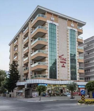 KLEOPATRA TAC HOTEL  APART