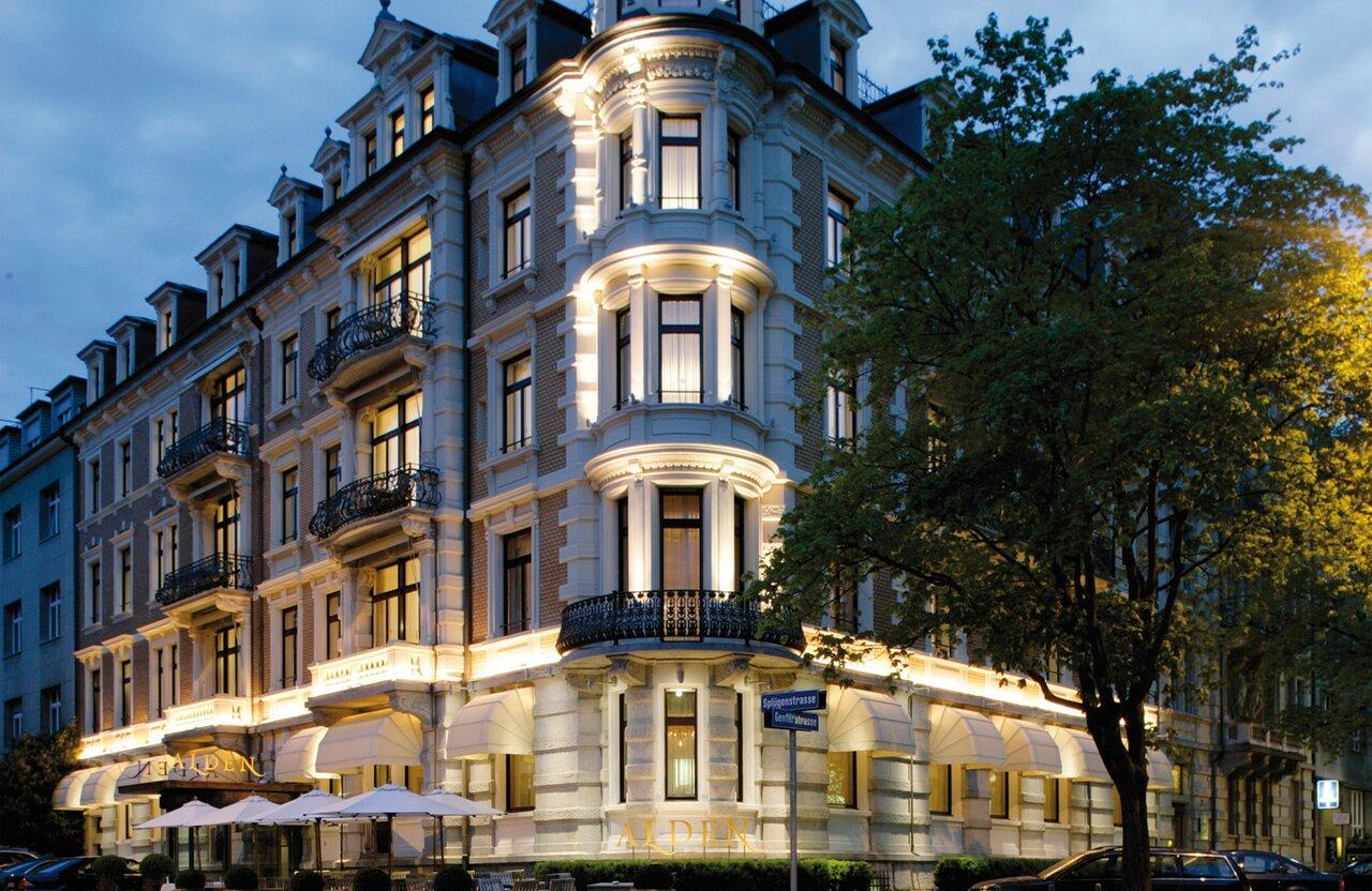 Alden Suite Hotel Splugenschloss