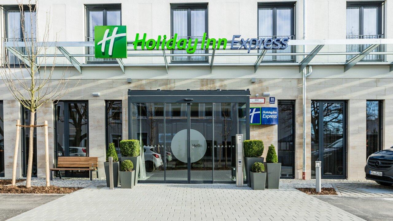 Holiday Inn Express Munich - City East
