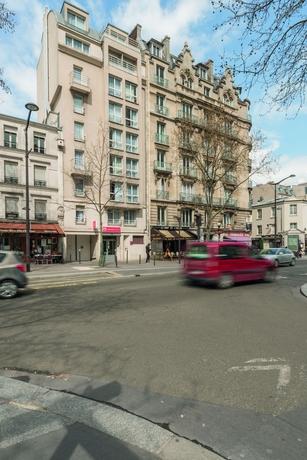 Appart City Paris La Villette