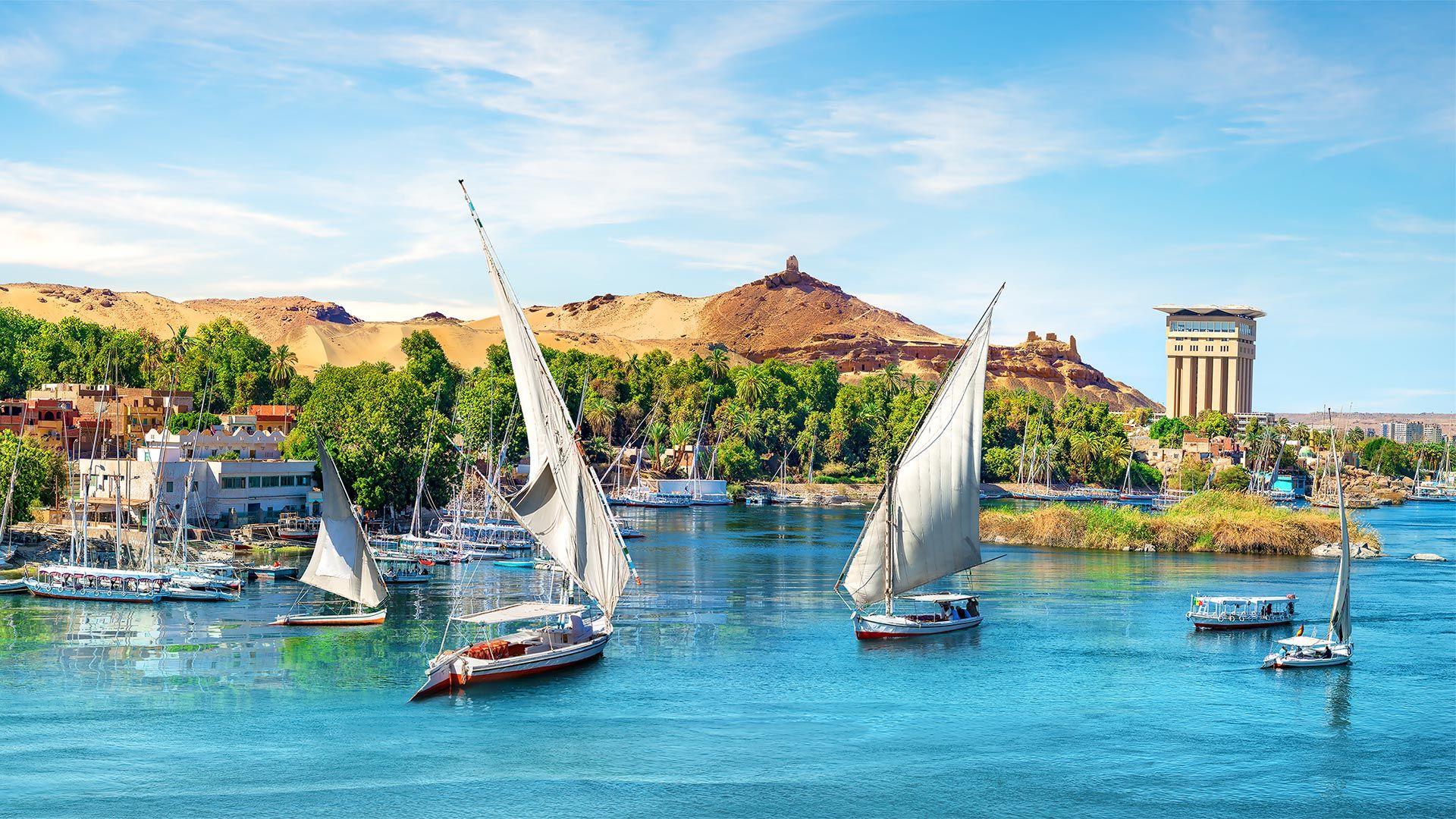 Circuit de grup - Discover Cairo & Croaziera pe Nil, 11 zile