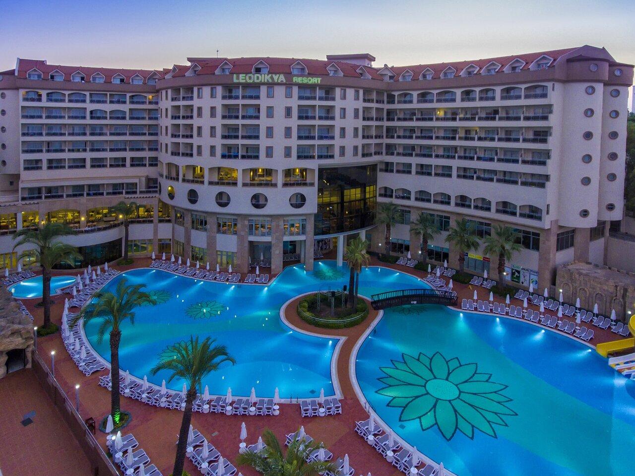 Leodikya Resort