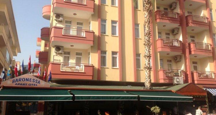 Elegant Baronessa Apartments