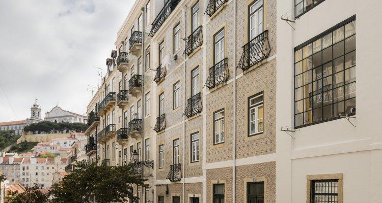 Lisbon Serviced Apartments Castelo de São Jorge