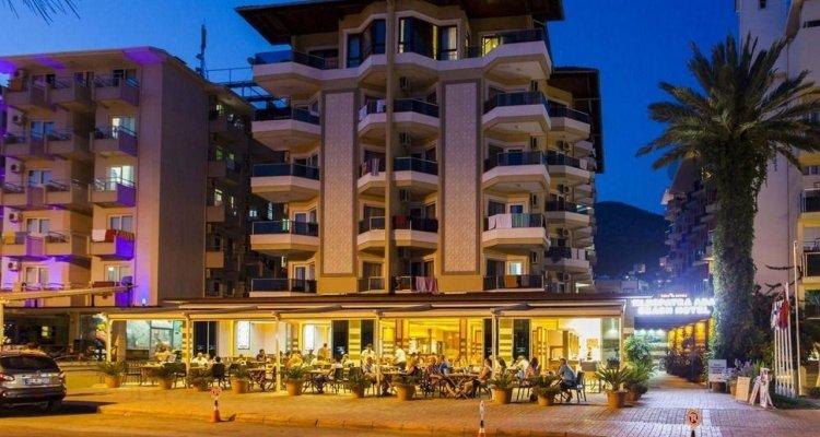 Kleopatra Ada Beach Hotel - All Inclusive