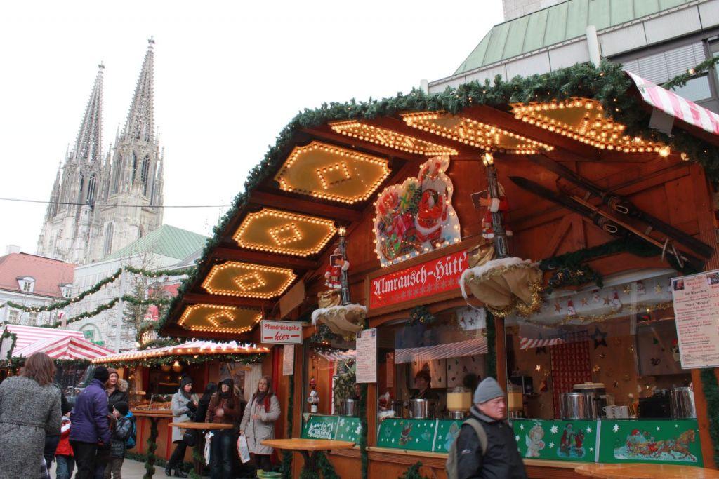Turul Pietelor de Craciun Bavaria
