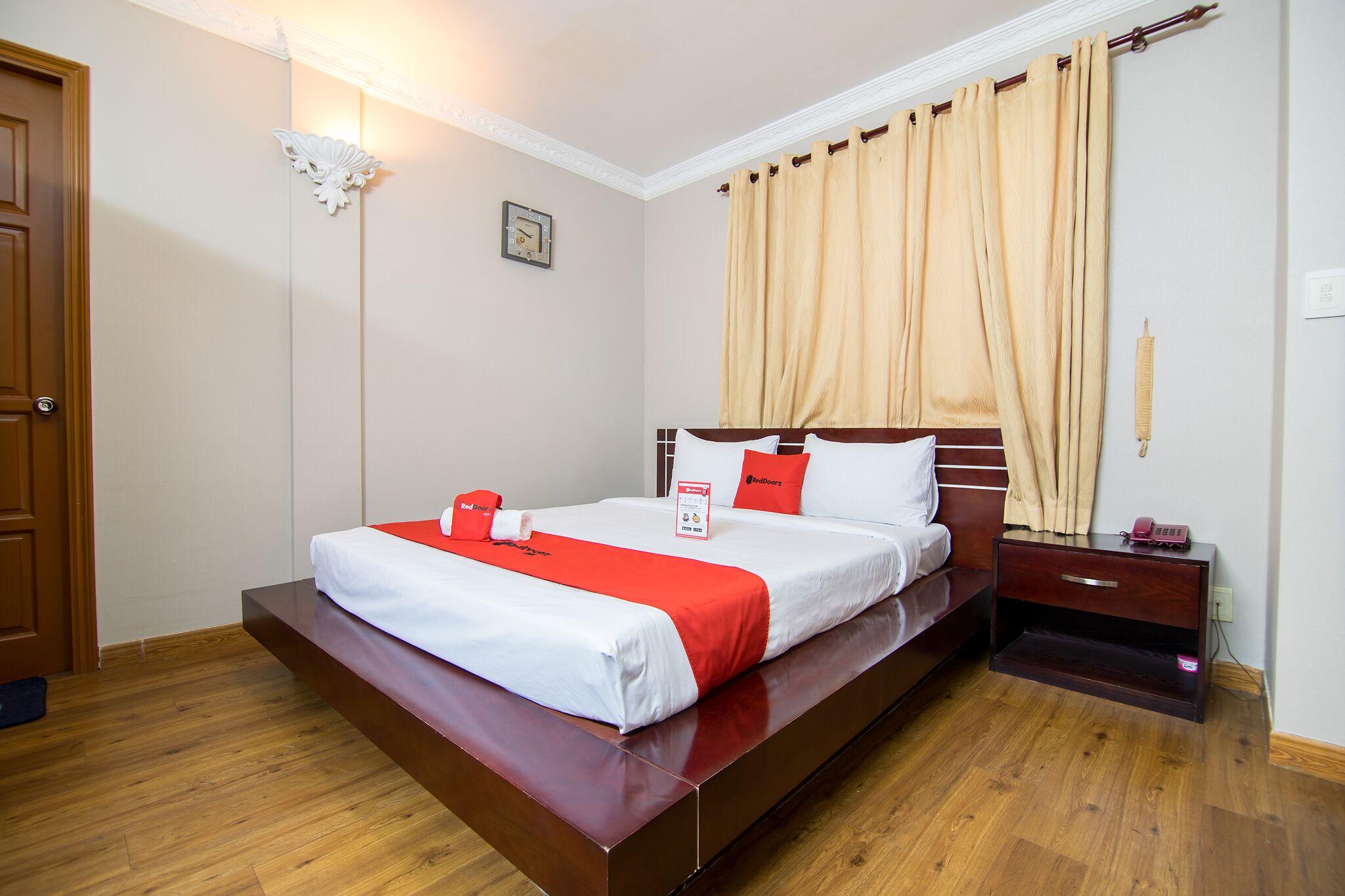 Quynh Giang Hotel Tan Binh Dist