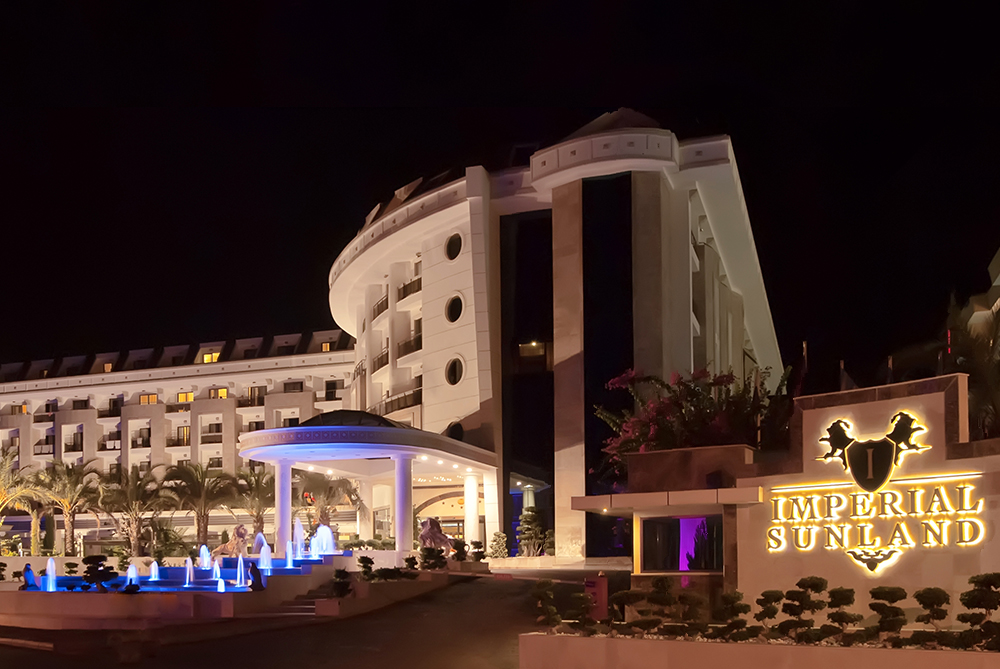 Imperial Sunland Hotel Kemer