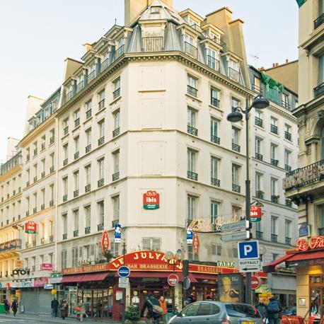 Ibis Opera Grands Boulevards