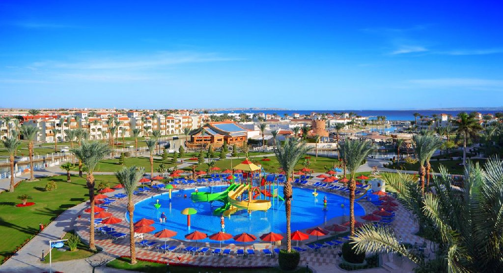 ALBATROS DANA BEACH RESORT - SAFAGA