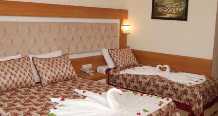 Hedef Beach Resort Hotel - Ultra All Inclusive