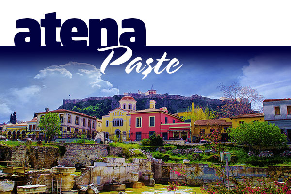 ATENA - PASTE 2020 IN CAPITALA MASLINILOR