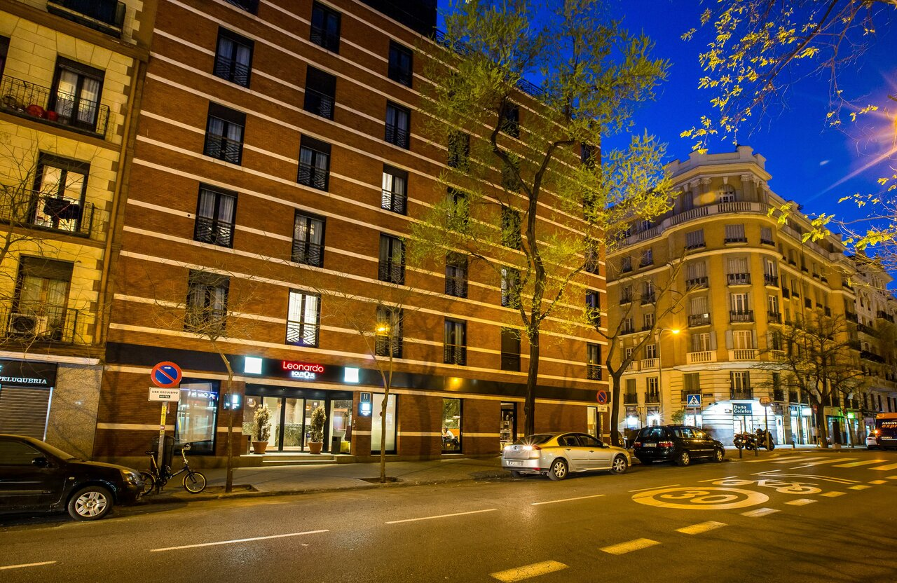 Leonardo Boutique Madrid