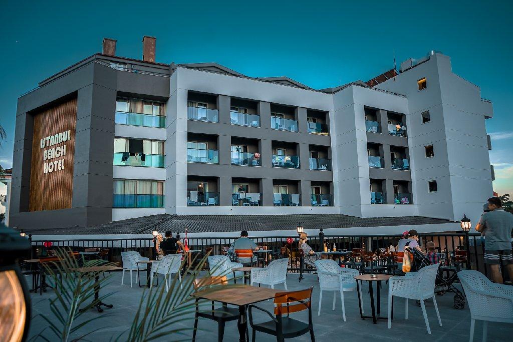 ISTANBUL BEACH HOTEL 4 *