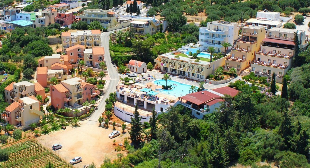 Asterias Village Resort Hotel