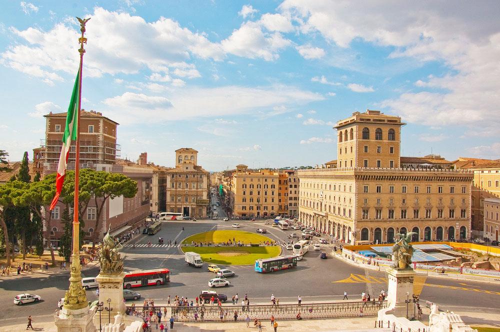 Roma Cetatea Eterna