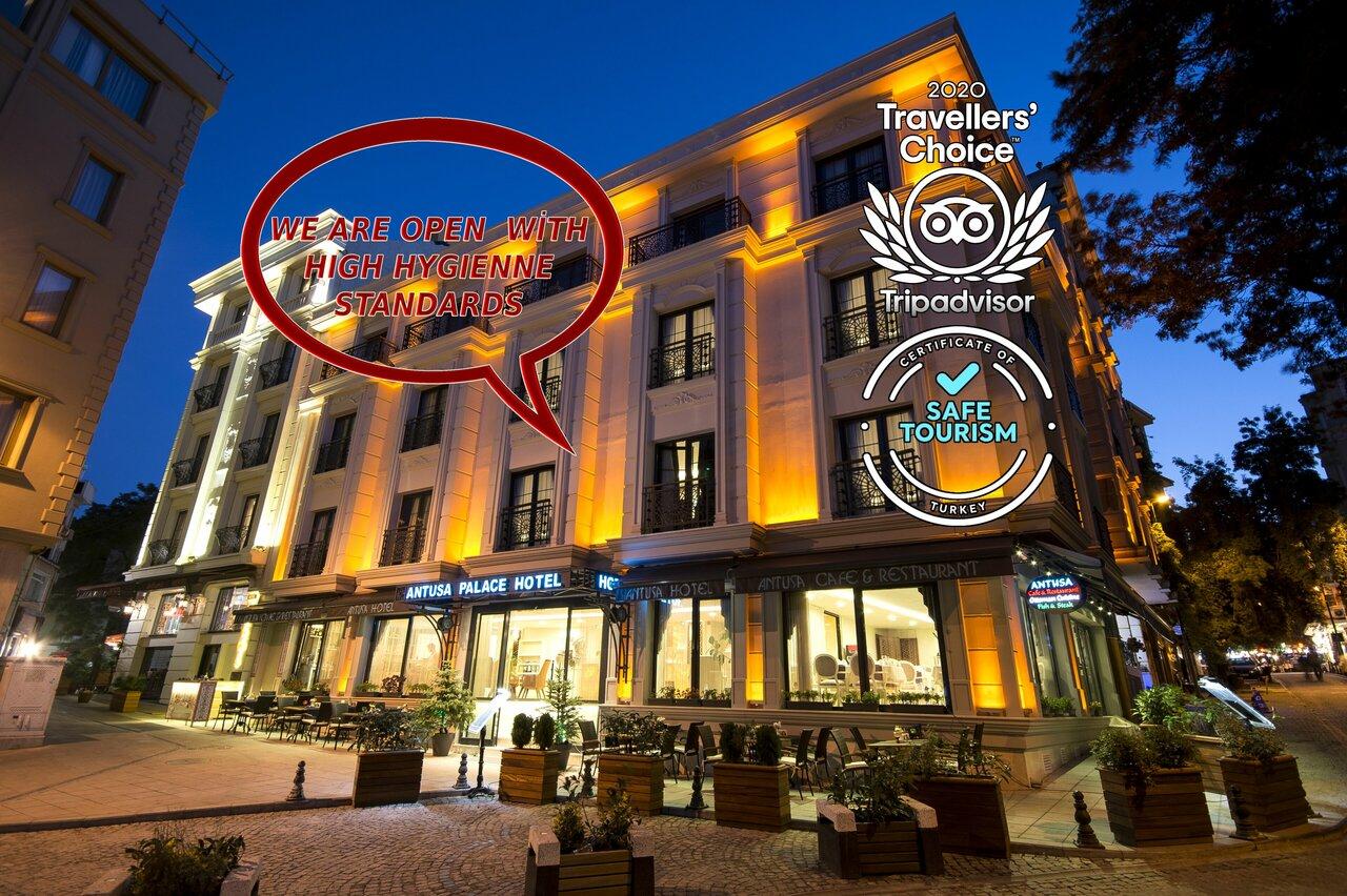 Antusa Palace Hotel