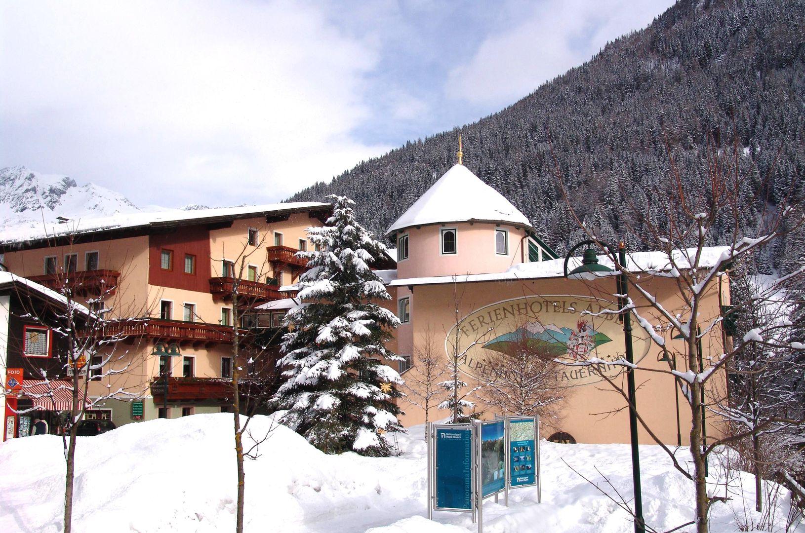 Ferienhotel's Alber