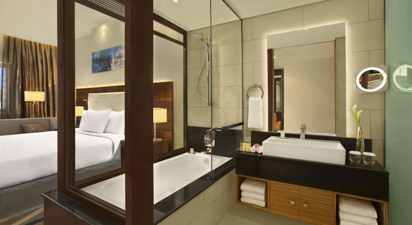 DoubleTree by Hilton Hotel & Residences Dubai – Al Barsha