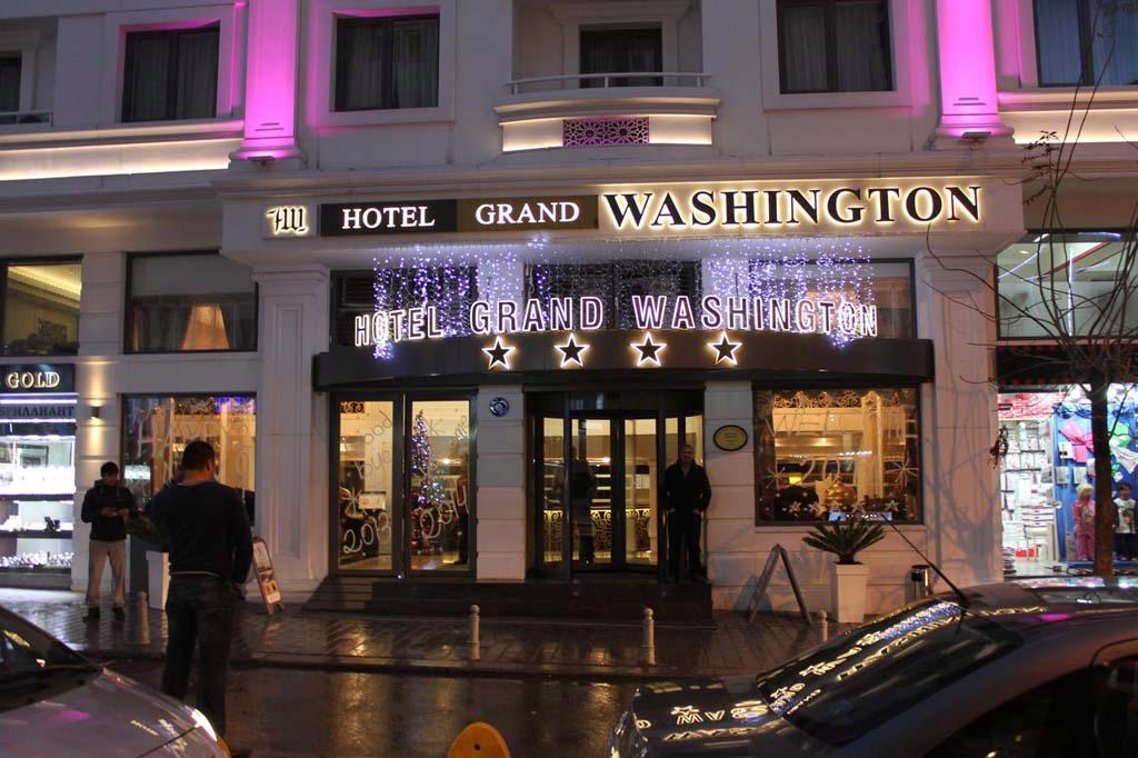 GRAND WASHINGTON - ISTANBUL