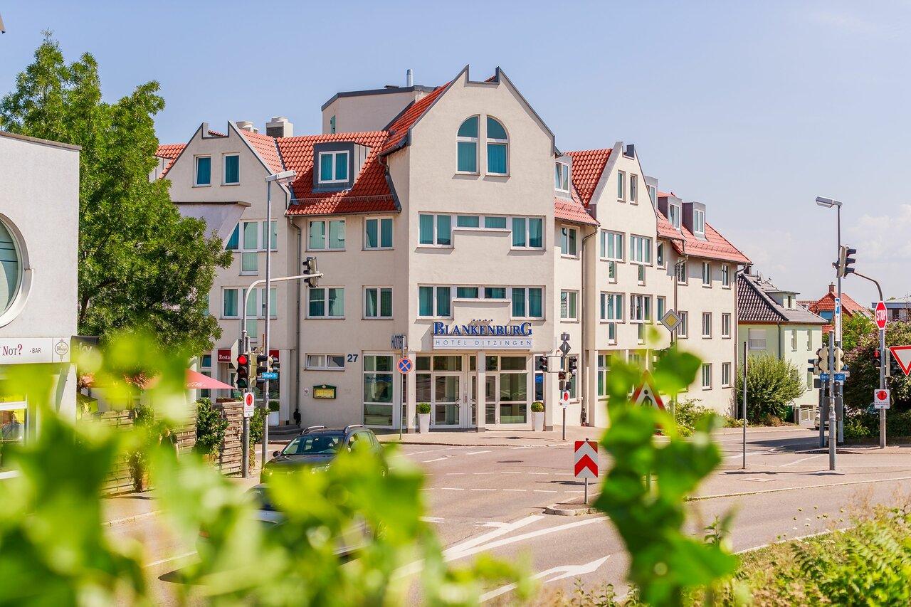 Plaza Blankenburg Ditzingen (14km From Stuttgart)
