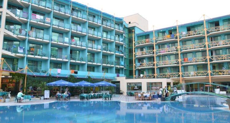 Diamond Hotel-All inclusive