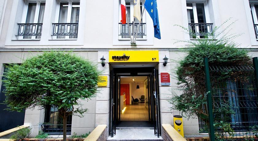 Staycity Serviced Apartments - Gare De L'est