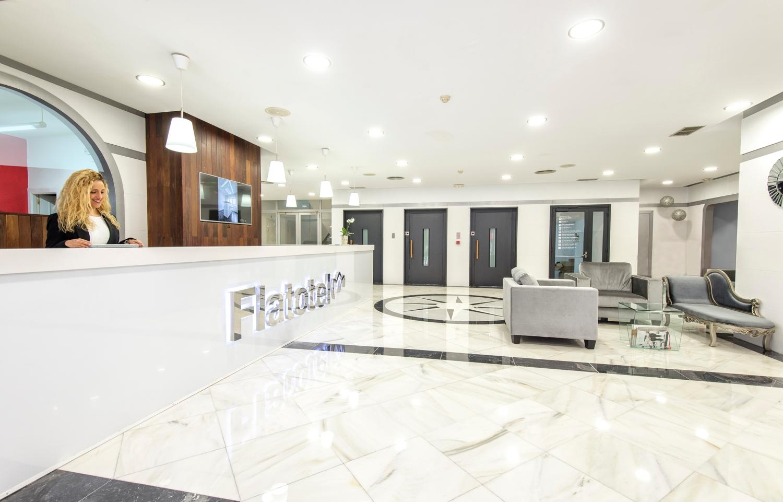 First Flatotel International