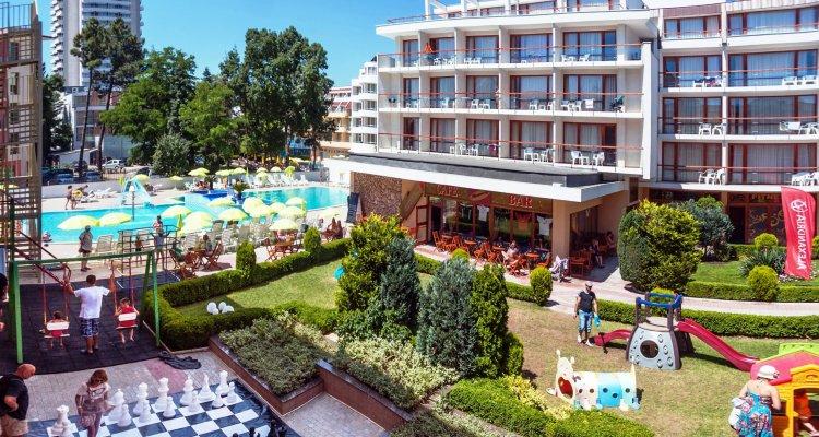 Hotel Mercury - All inclusive