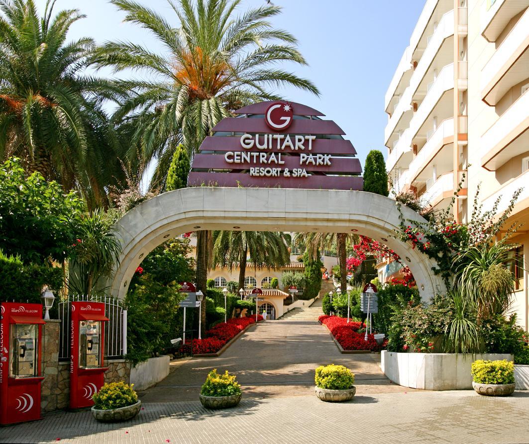 Hotel Guitart Central Park Aqua