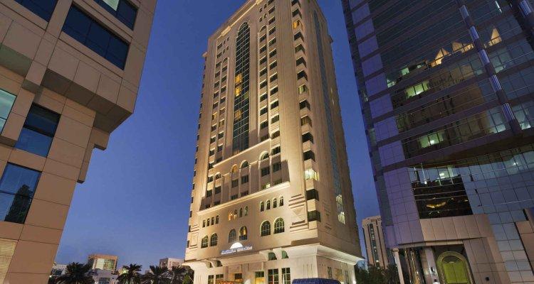Howard Johnson Hotel - Diplomat Abu Dhabi AE