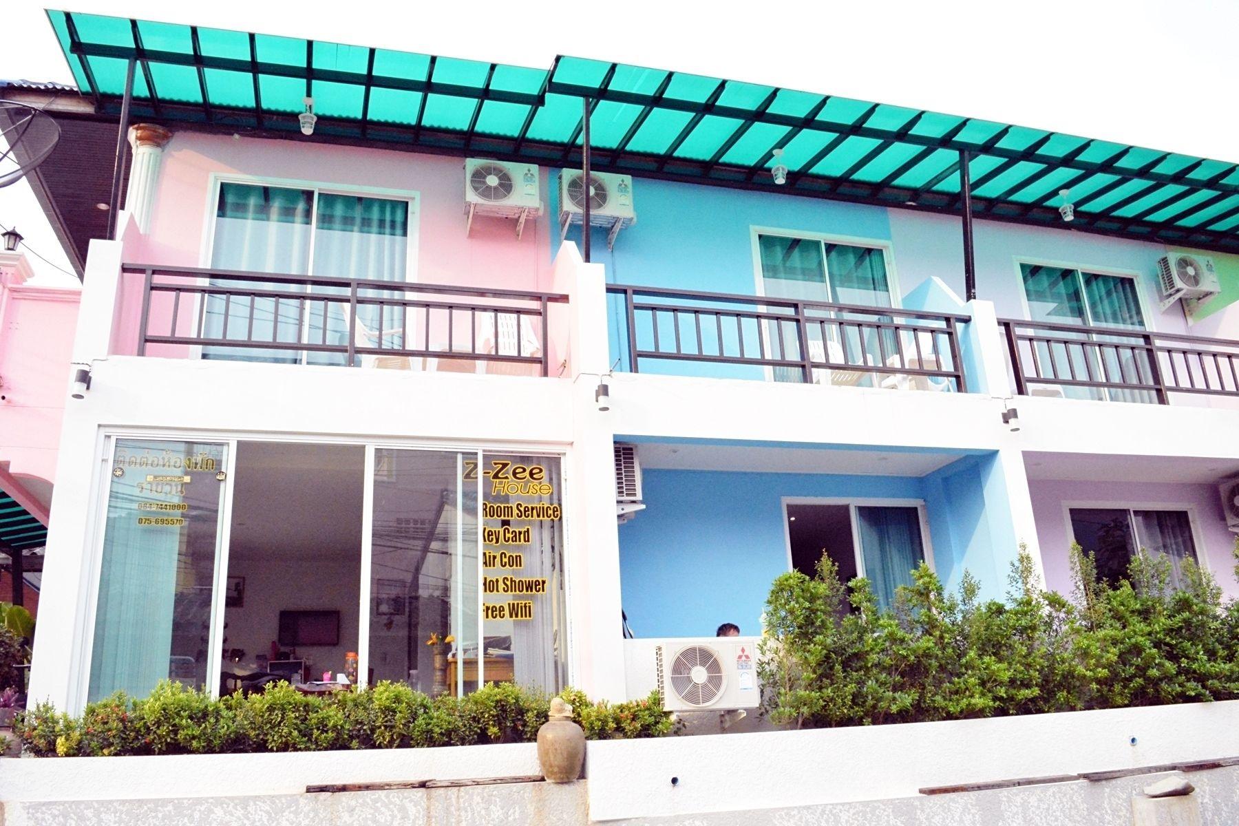 Z - Zee House