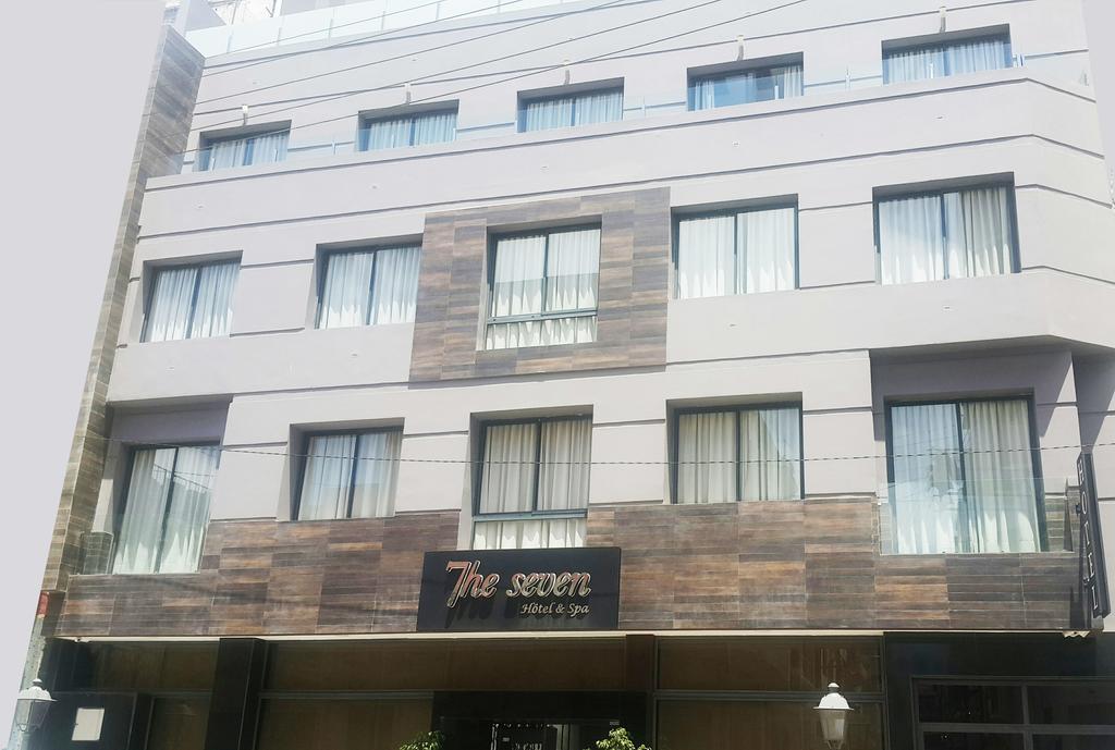 The Seven Hotel & Spa