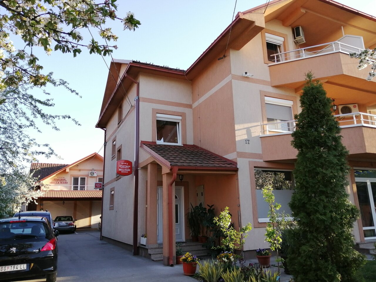 Apartments Bella Mare Belgrade