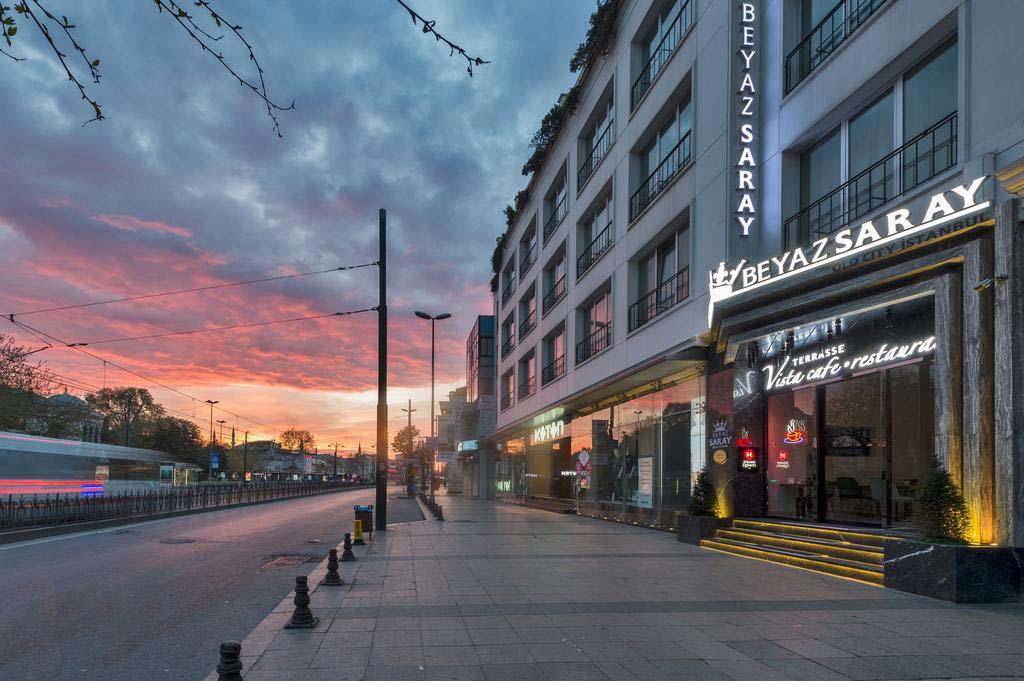 BEYAZ SARAY - LALELI, ISTANBUL