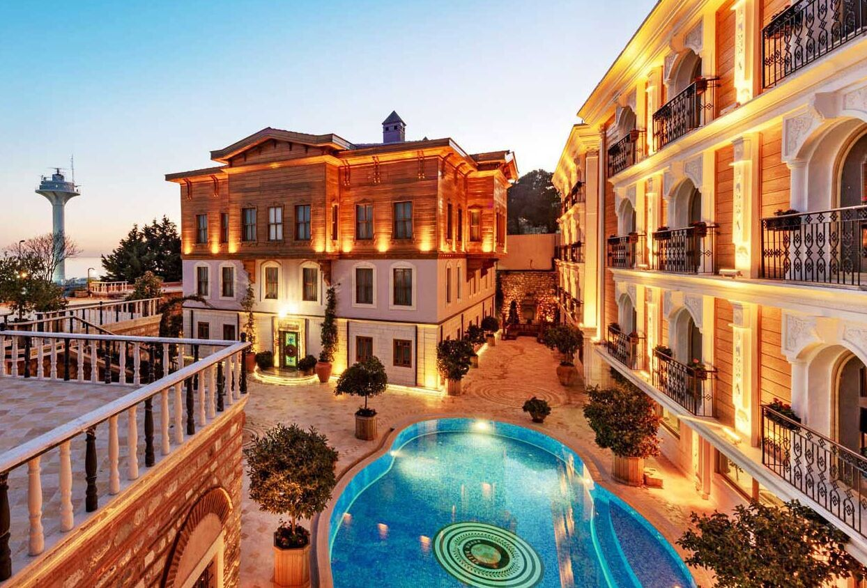 Seven Hills Palace And Spa