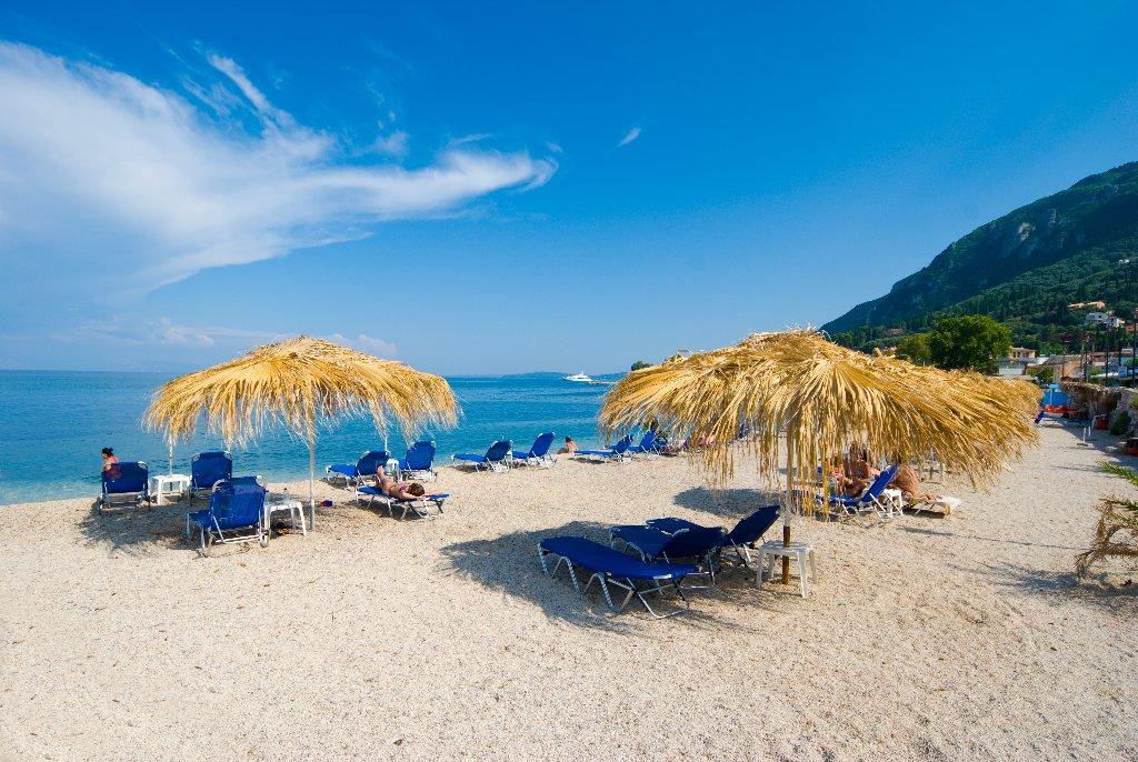 POTAMAKI BEACH (Benitses) (C)