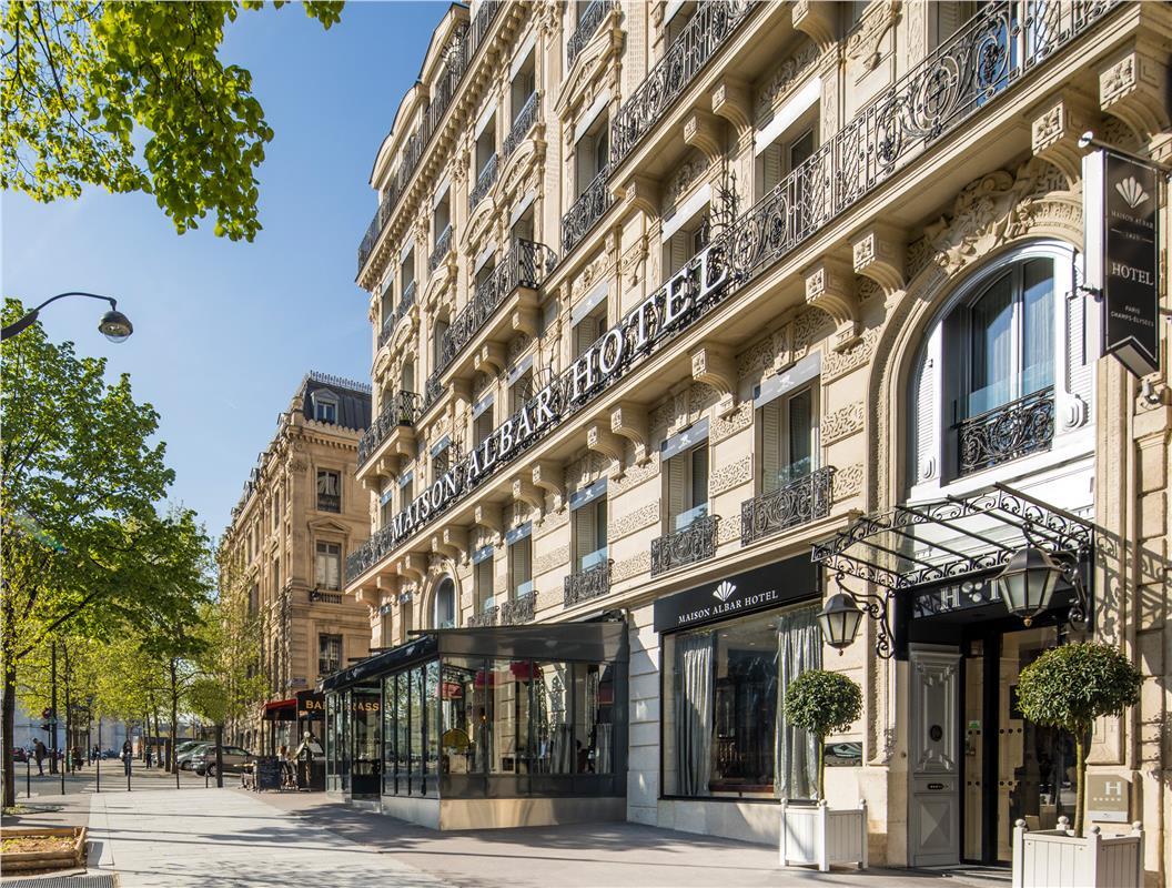 Maison Albar Hotel Paris Champs Elysées