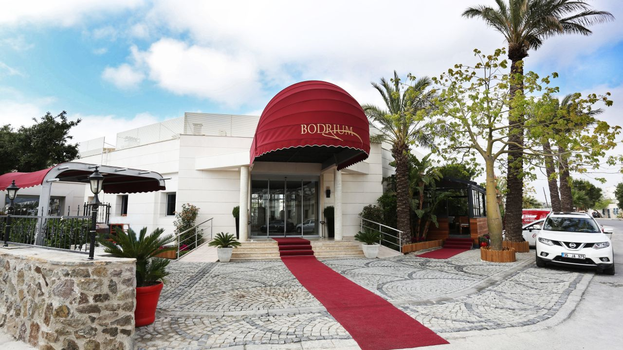 BODRIUM LUXURY HOTEL AND SPA