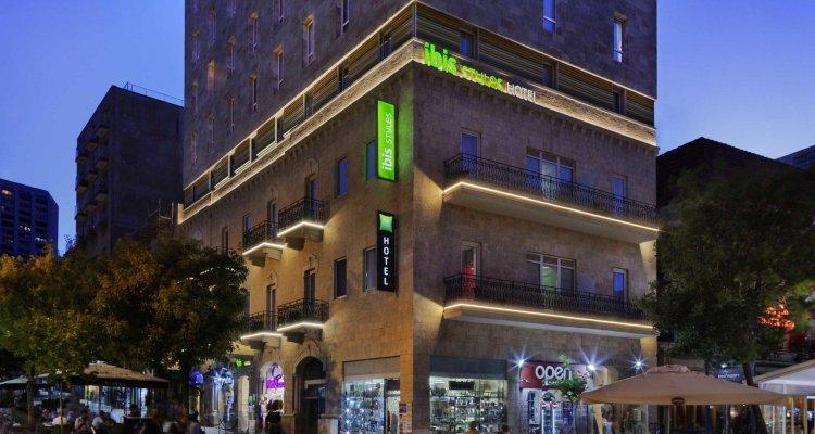 ibis Styles Jerusalem City Center Hotel