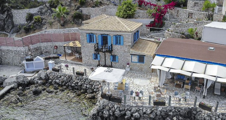 Seamansion Lefkada