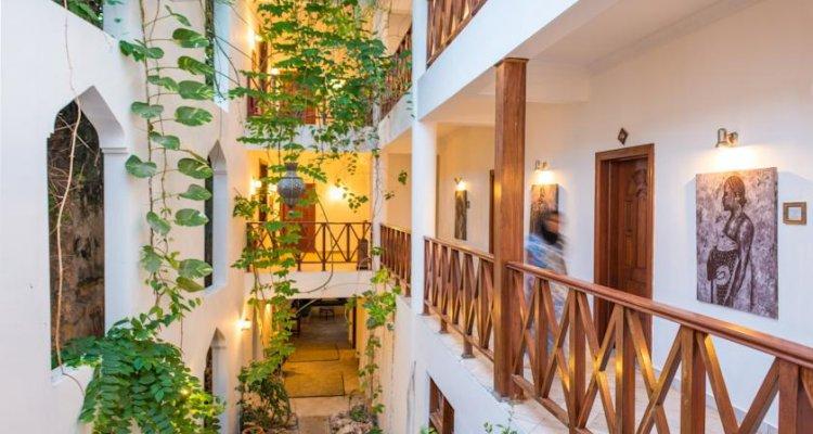 The Seyyida Hotel And Spa