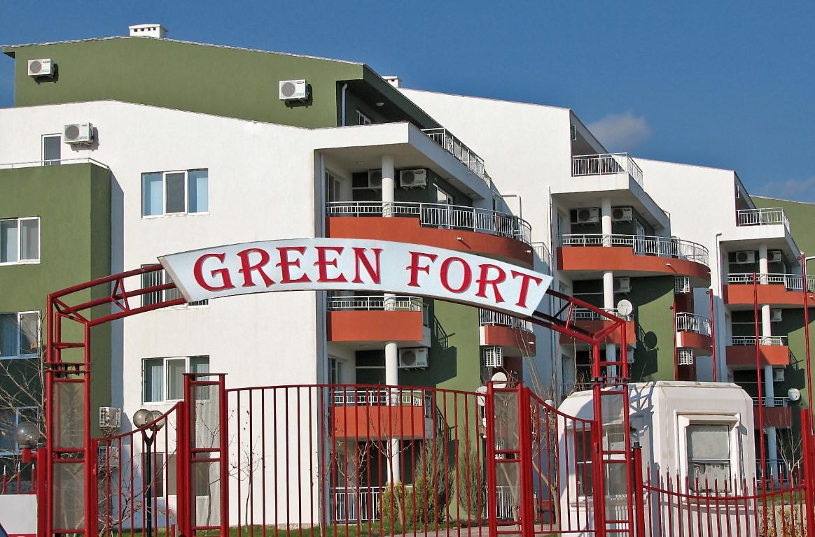 Green Fort AH FORT NOKS