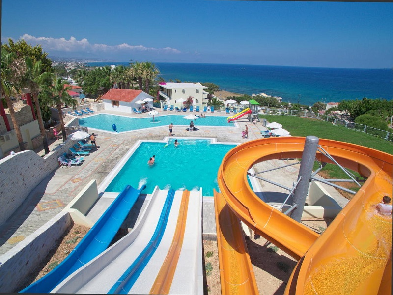 BOMO RETHYMNO MARE ROYAL & WATERPARK*