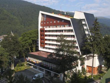 Hotel INTERNATIONAL Sinaia