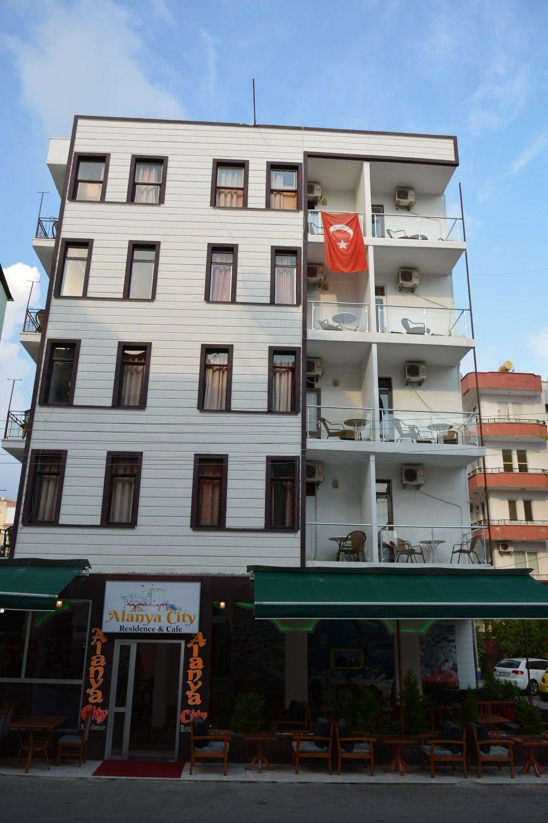 Alanya City Hotel And Residence