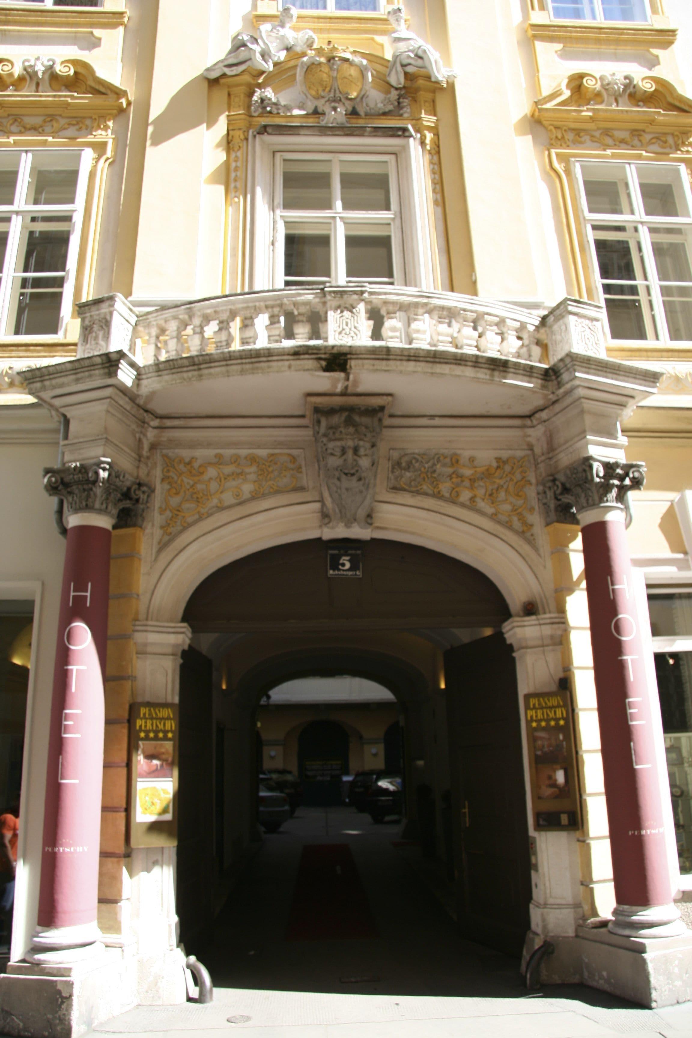 Palais Hotel Pertschy