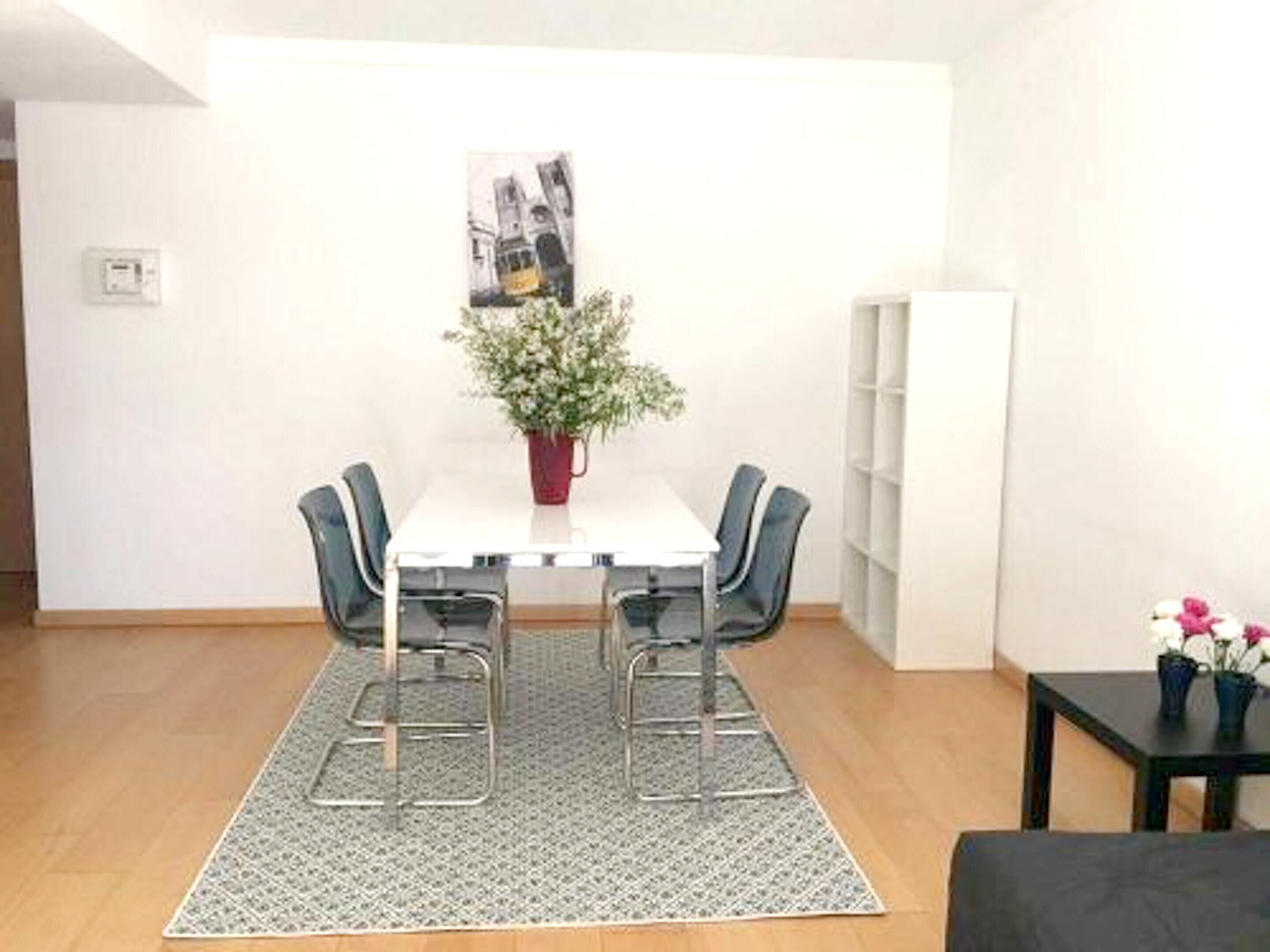 Apartment With One Bedroom In Lisboa,  With Wonderful City View And Wifi